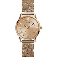 orologio solo tempo donna Guess W1143L3