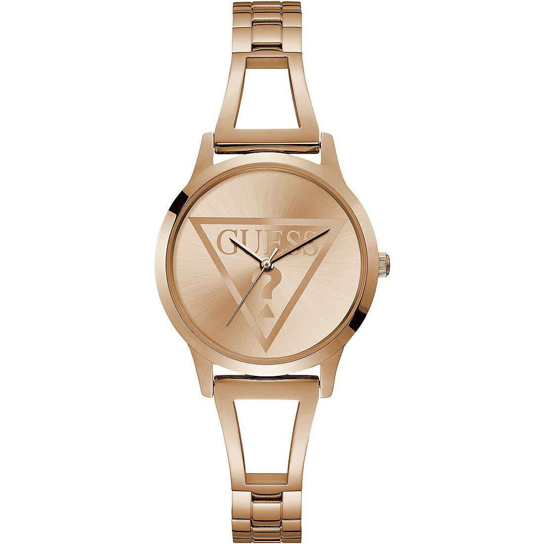 orologio solo tempo donna Guess W1161G5