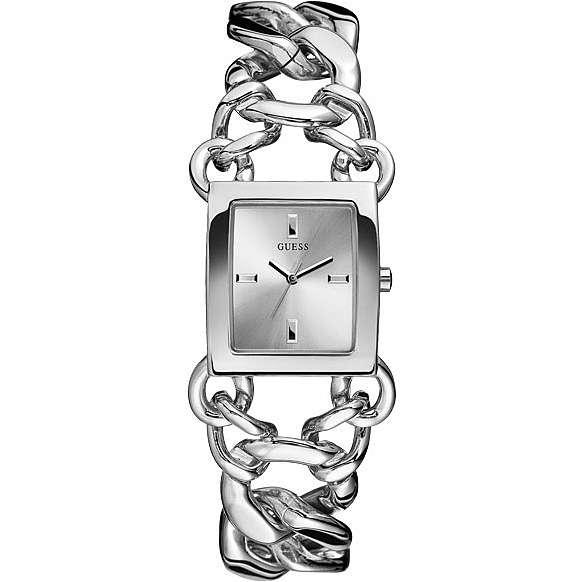 orologio solo tempo donna Guess W11529L1