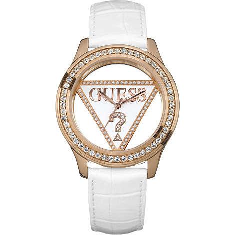 orologio solo tempo donna Guess W11555L1