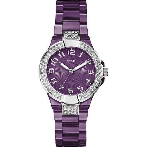 orologio solo tempo donna Guess W11611L3