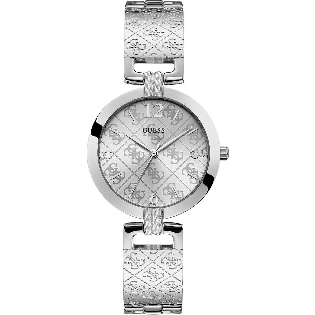 orologio solo tempo donna Guess W1228L1