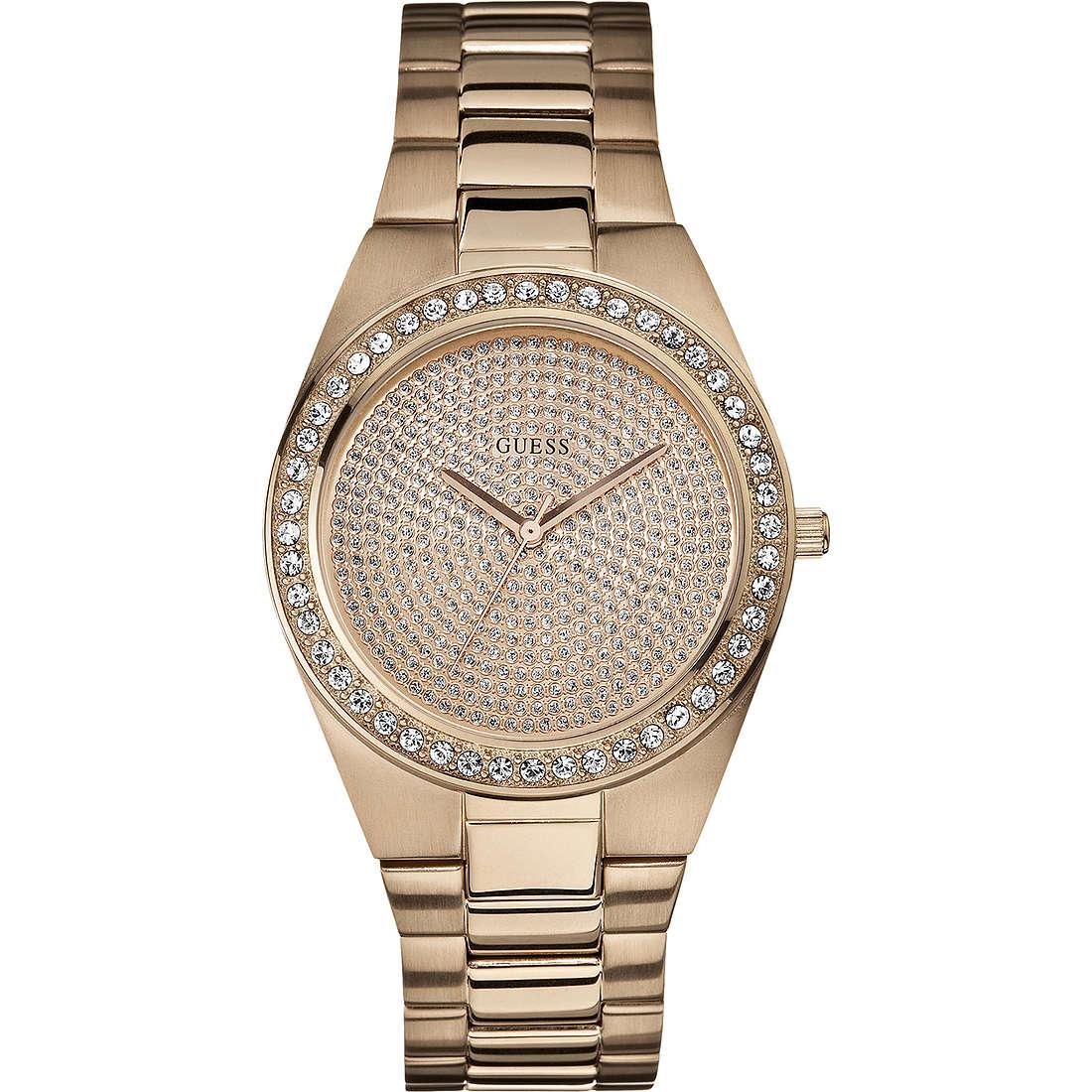 orologio solo tempo donna Guess W12651L1