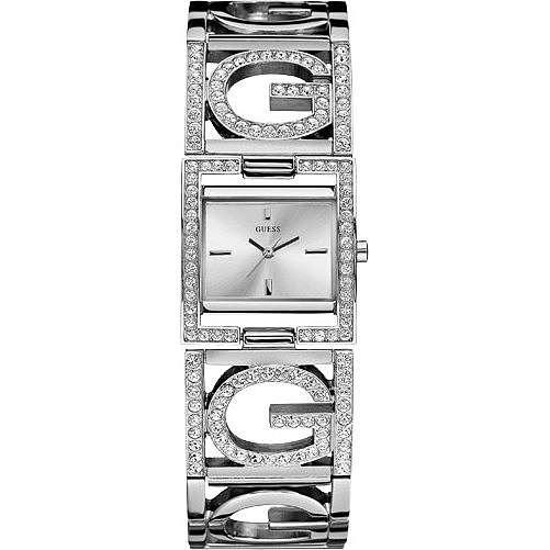 orologio solo tempo donna Guess W13074L1