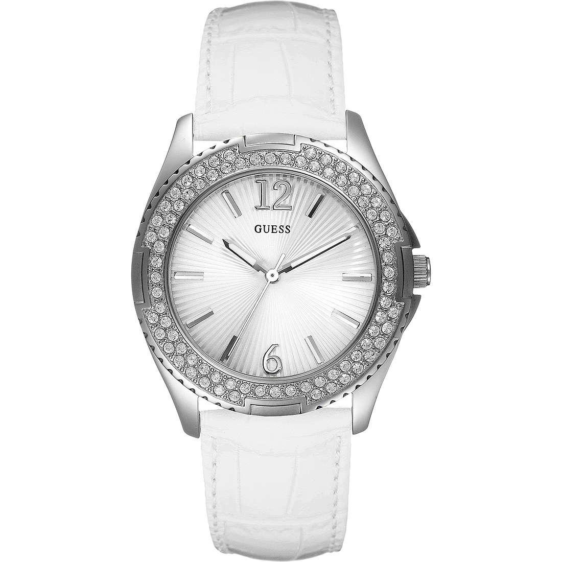 orologio solo tempo donna Guess W14033L1