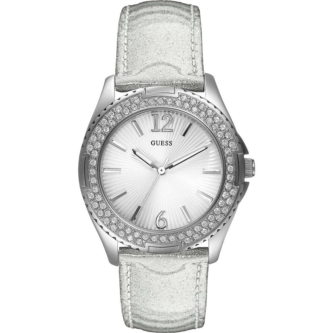 orologio solo tempo donna Guess W14033L3