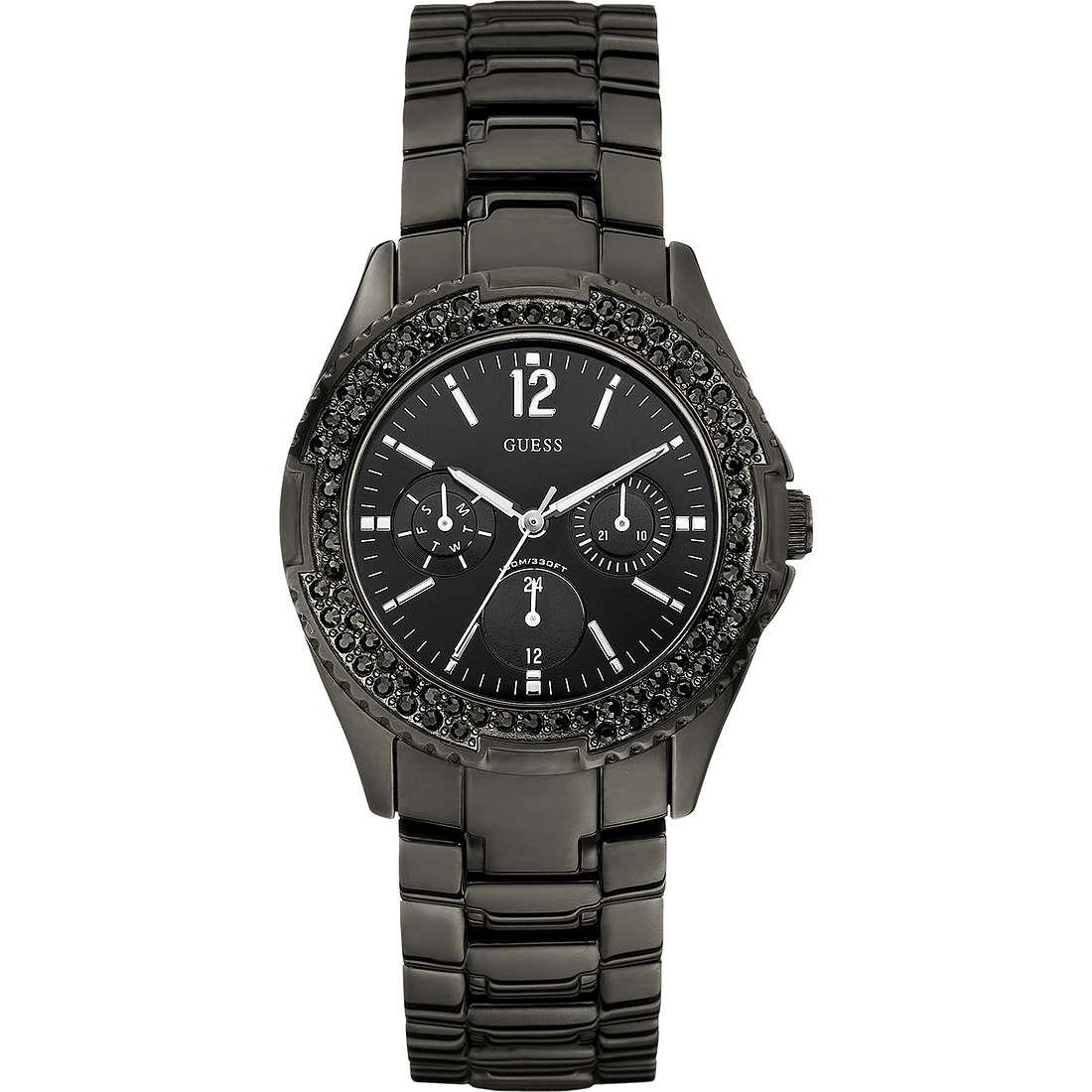 orologio solo tempo donna Guess W14543L1