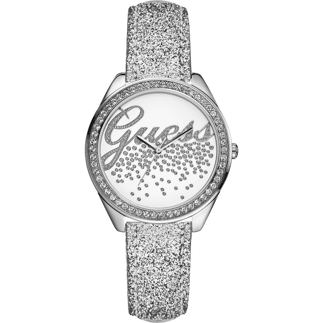 orologio solo tempo donna Guess W15049L2
