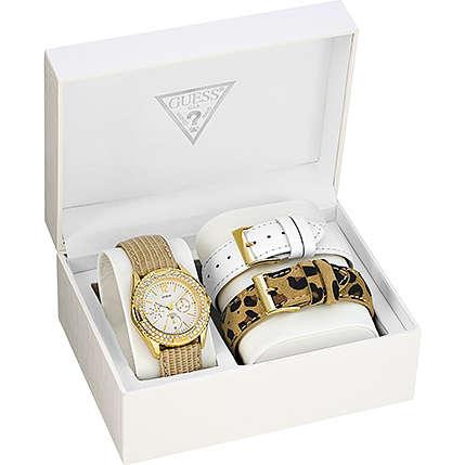 orologio solo tempo donna Guess W16574L1