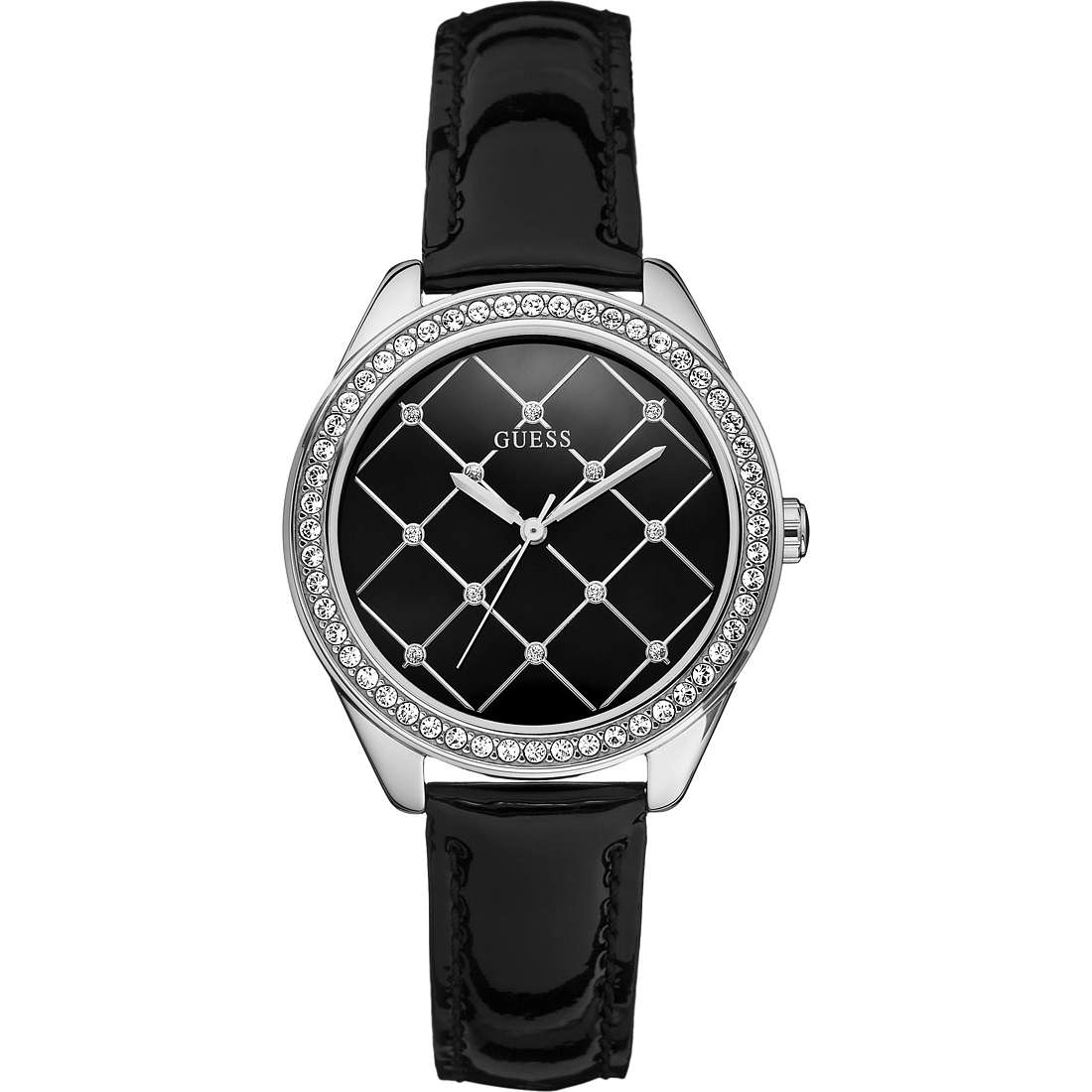 orologio solo tempo donna Guess W60005L2