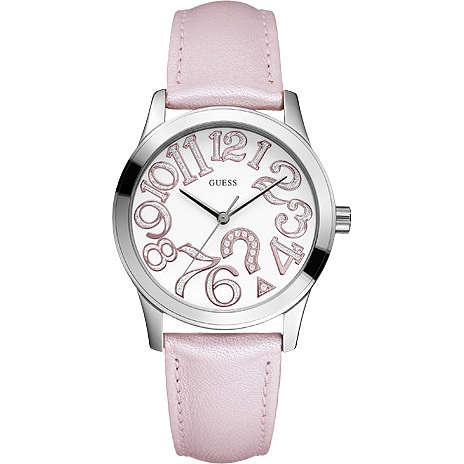 orologio solo tempo donna Guess W65011L1