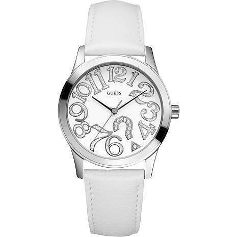orologio solo tempo donna Guess W65011L3