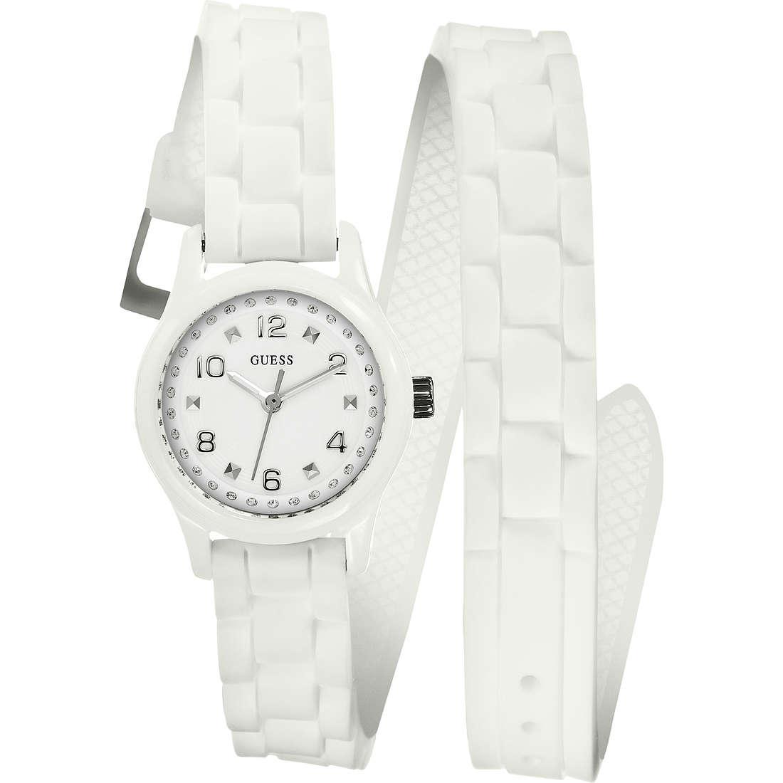 orologio solo tempo donna Guess W65023L1