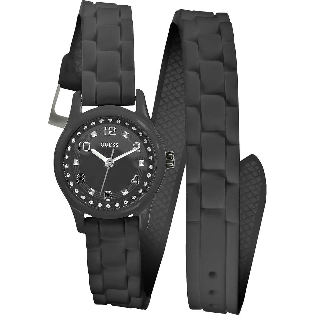 orologio solo tempo donna Guess W65023L2