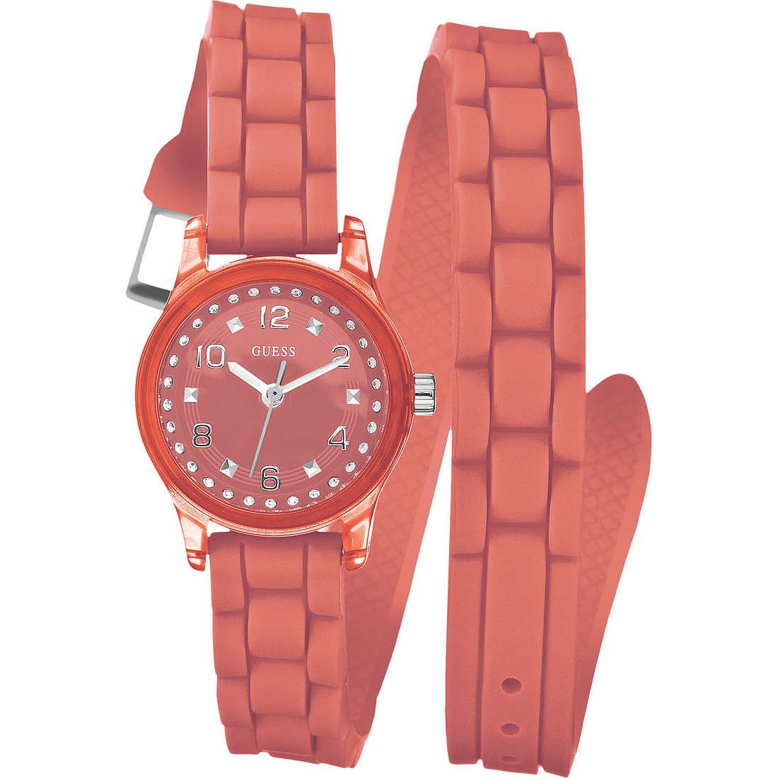 orologio solo tempo donna Guess W65023L4