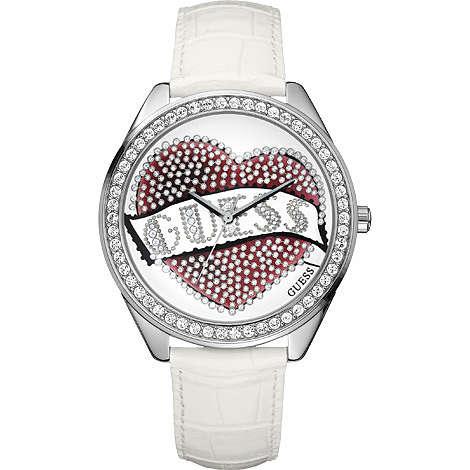 orologio solo tempo donna Guess W70018L1