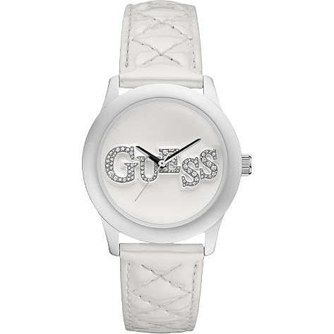 orologio solo tempo donna Guess W70040L1