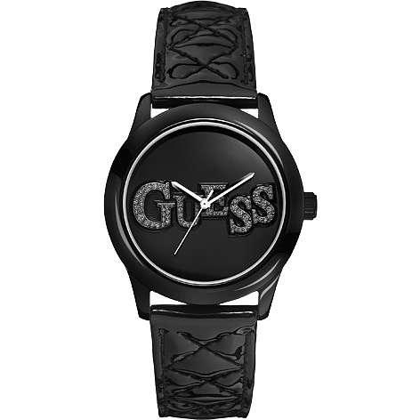 orologio solo tempo donna Guess W70040L2
