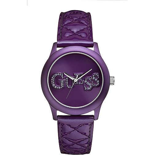 orologio solo tempo donna Guess W70040L3