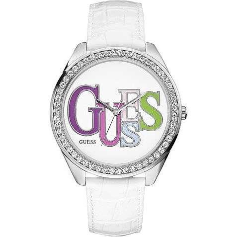 orologio solo tempo donna Guess W75027L1