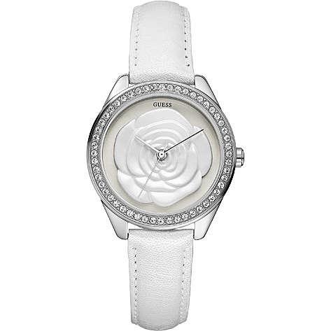 orologio solo tempo donna Guess W75043L1