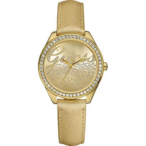 orologio solo tempo donna Guess W75063L1