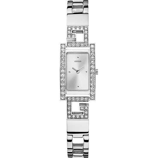orologio solo tempo donna Guess W80031L1