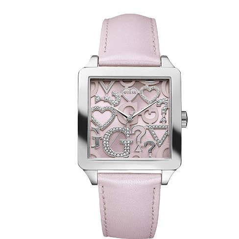orologio solo tempo donna Guess W80056L2