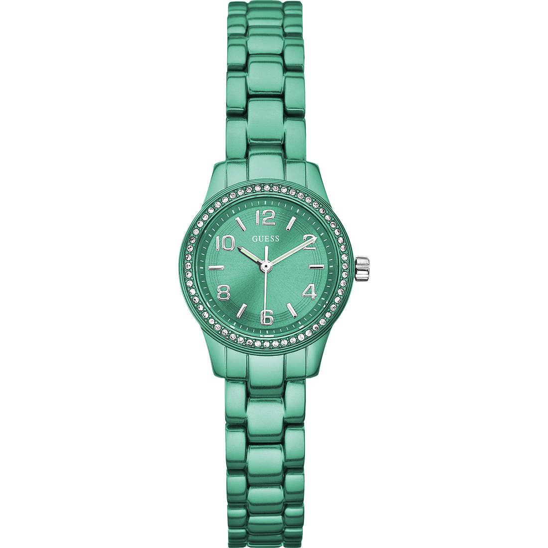 orologio solo tempo donna Guess W80074L4