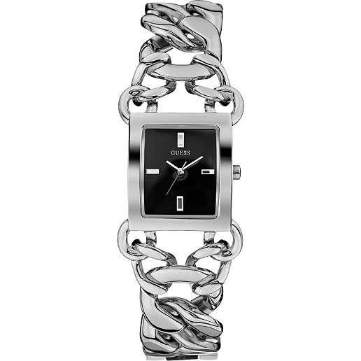 orologio solo tempo donna Guess W85042L1