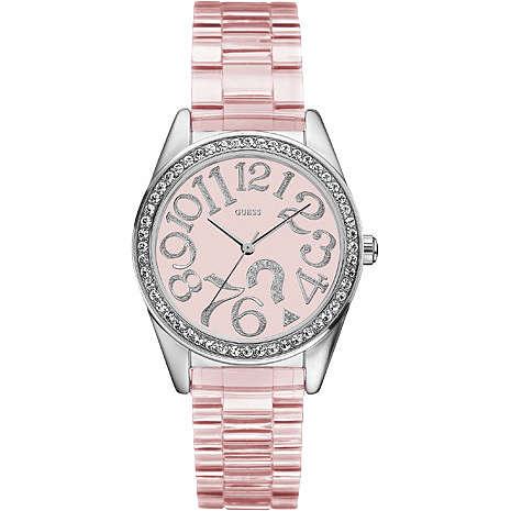 orologio solo tempo donna Guess W85092L2