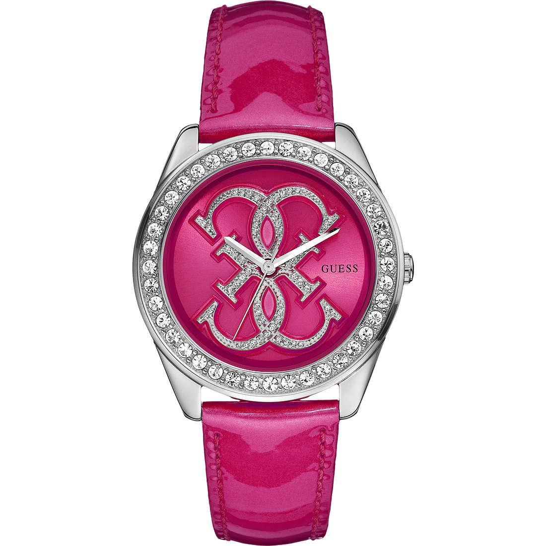 orologio solo tempo donna Guess W85121L1