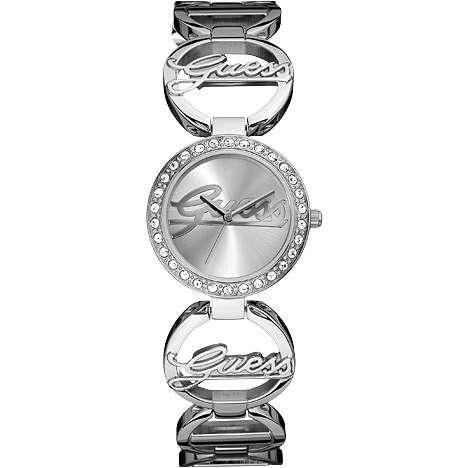 orologio solo tempo donna Guess W95083L1