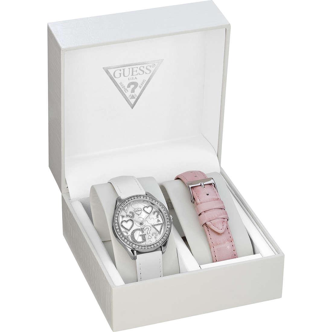 orologio solo tempo donna Guess W95139L1