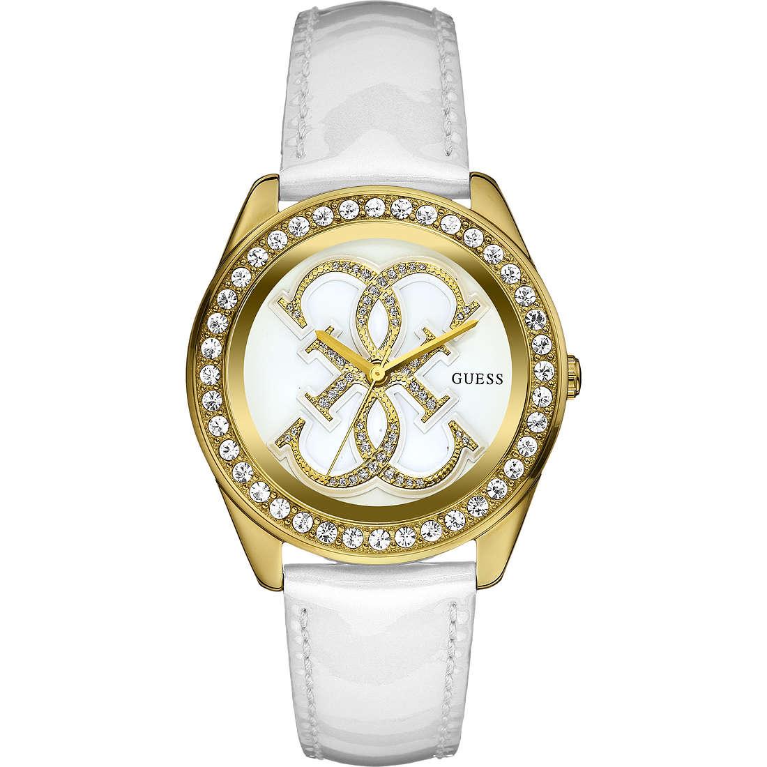orologio solo tempo donna Guess W95144L1