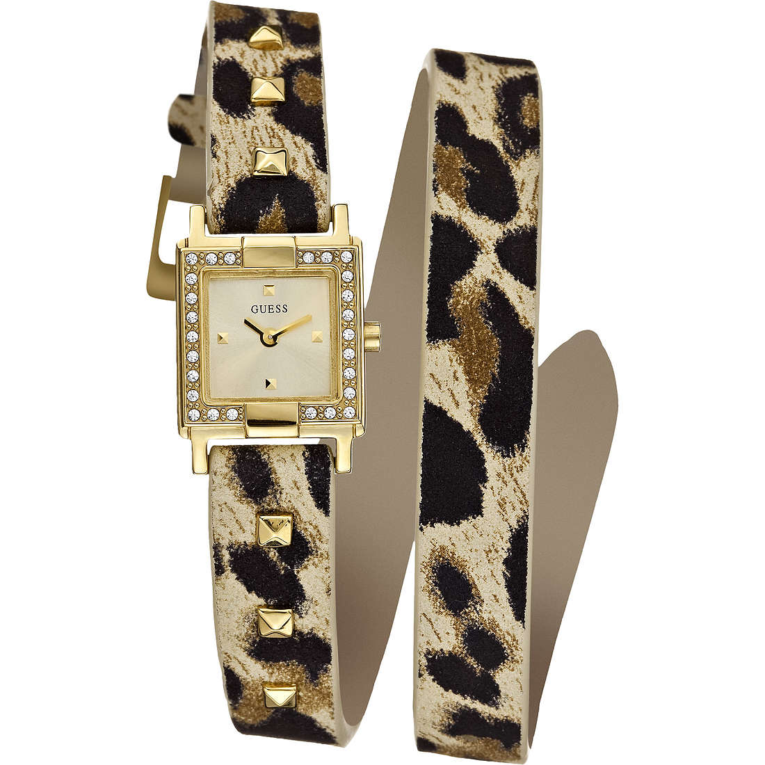 orologio solo tempo donna Guess W95146L1