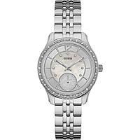 orologio solo tempo donna Guess Whitney W0931L1