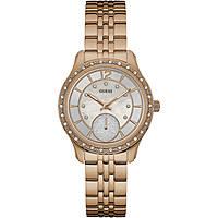orologio solo tempo donna Guess Whitney W0931L3