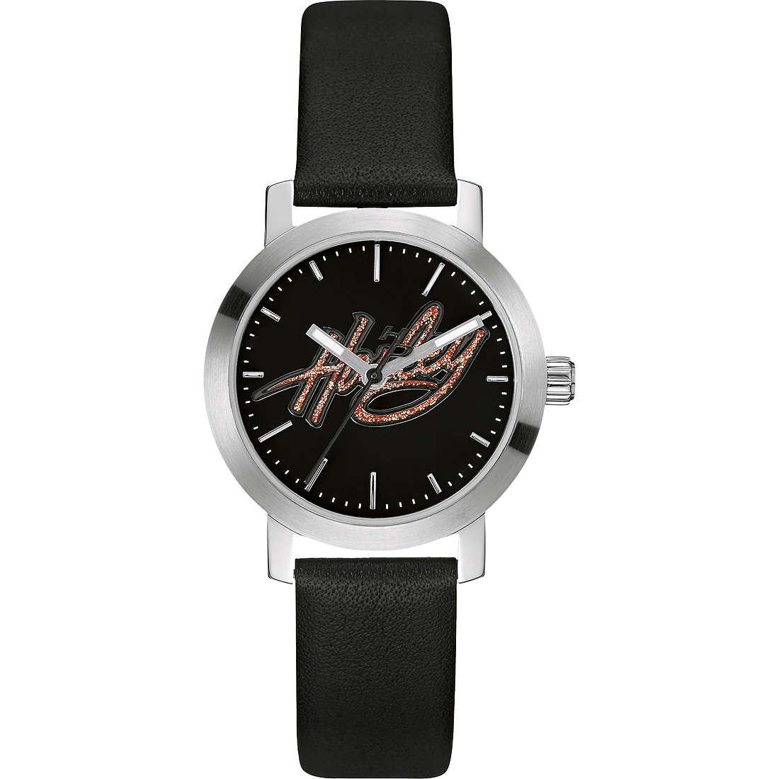 orologio solo tempo donna Harley Davidson 76L175