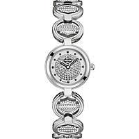 orologio solo tempo donna Harley Davidson 76L179