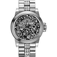 orologio solo tempo donna Harley Davidson 78L115