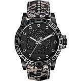 orologio solo tempo donna Harley Davidson 78L116