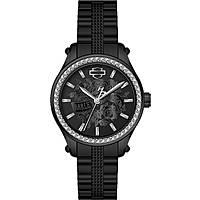 orologio solo tempo donna Harley Davidson 78L118