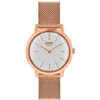 orologio solo tempo donna Henry London Iconic HL34-M-0230