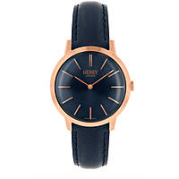 orologio solo tempo donna Henry London Iconic HL34-S-0216
