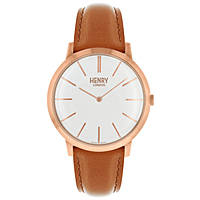 orologio solo tempo donna Henry London Iconic HL40-S-0240