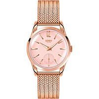 orologio solo tempo donna Henry London Shoreditch HL30-UM-0164