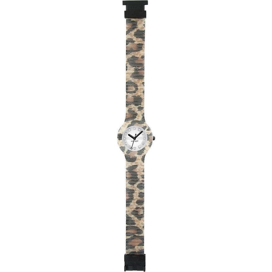 orologio solo tempo donna Hip Hop Animalier HWU0357