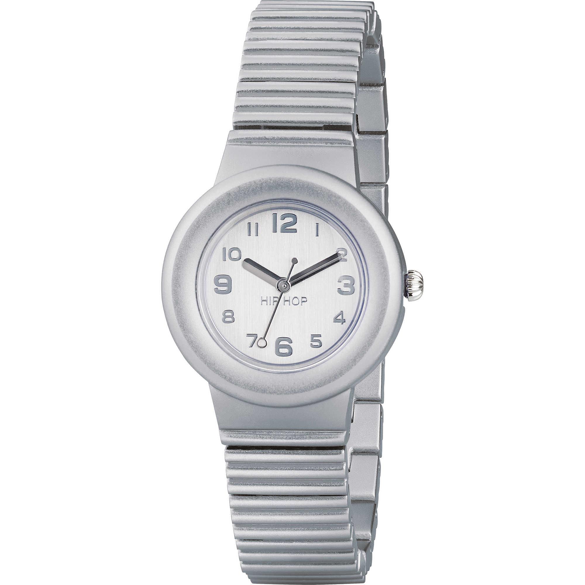 hip hop alluminio orologi