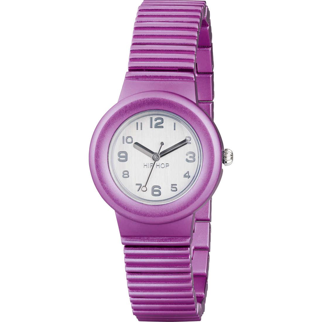 orologio solo tempo donna Hip Hop HWU0572